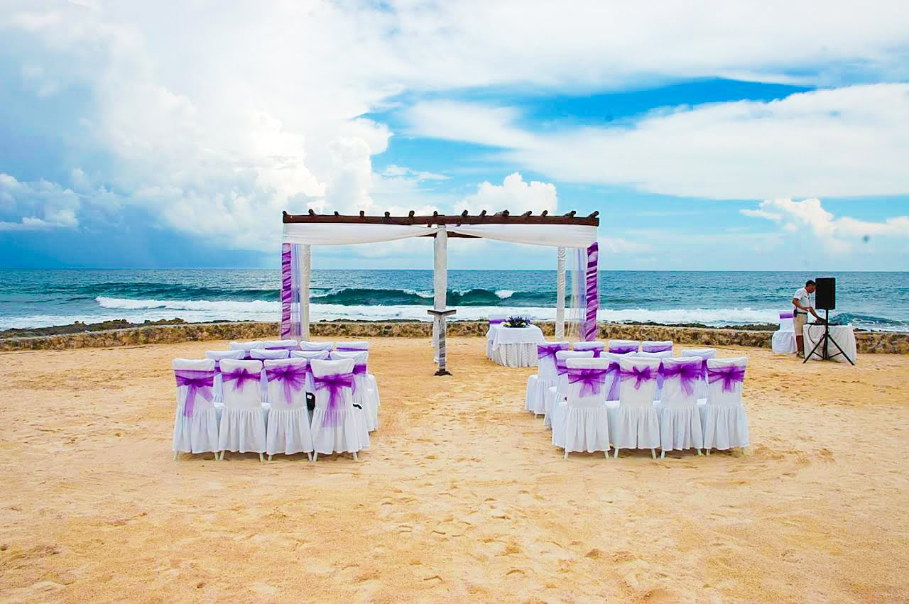 Beach Travel Wedding